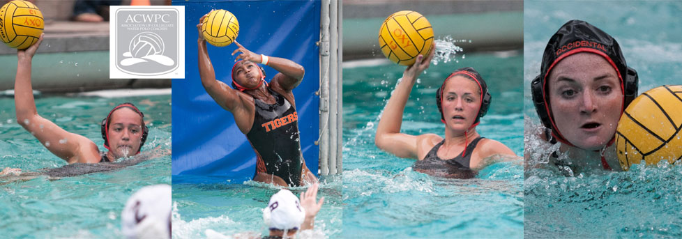 FOUR TIGERS EARN ACWPC ALL-AMERICAN HONORS