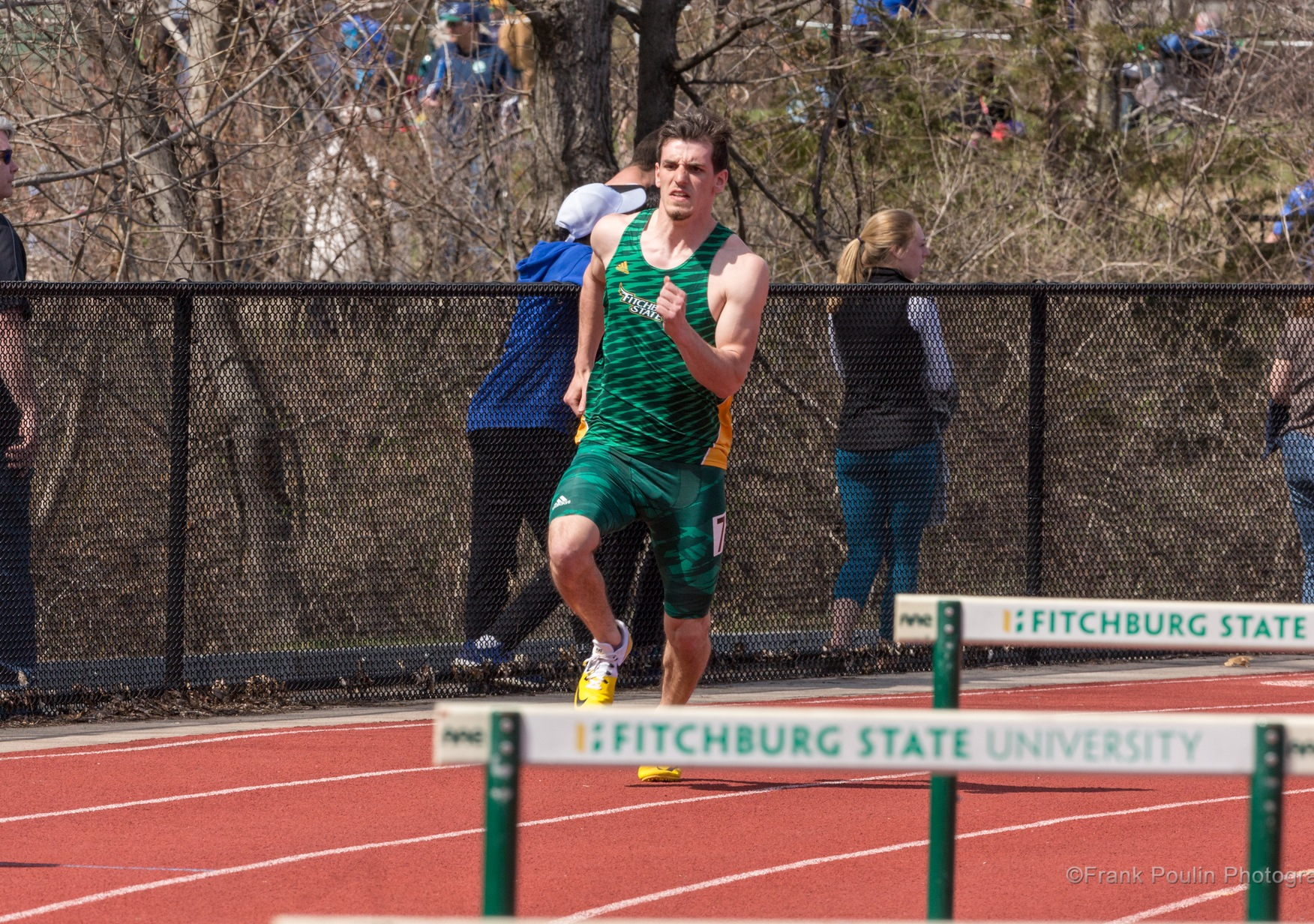 Fitchburg State Soars At Elmer Swanson Invite