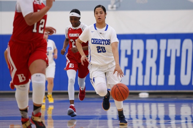File Photo: Jesenia Rendon voted division's Player of the Year