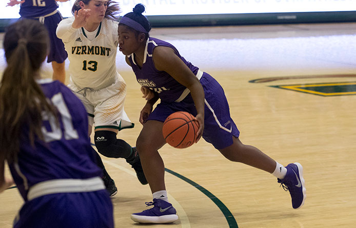 Women's Basketball Begins Season with 69-61 Victory at Bridgeport