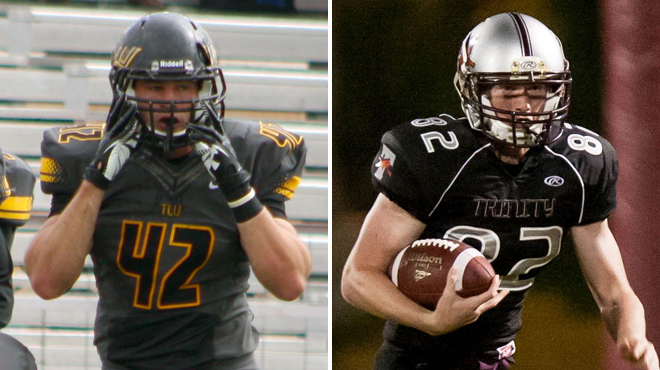 SCAC Duo Nominated for 2013 Allstate AFCA Good Works Team®