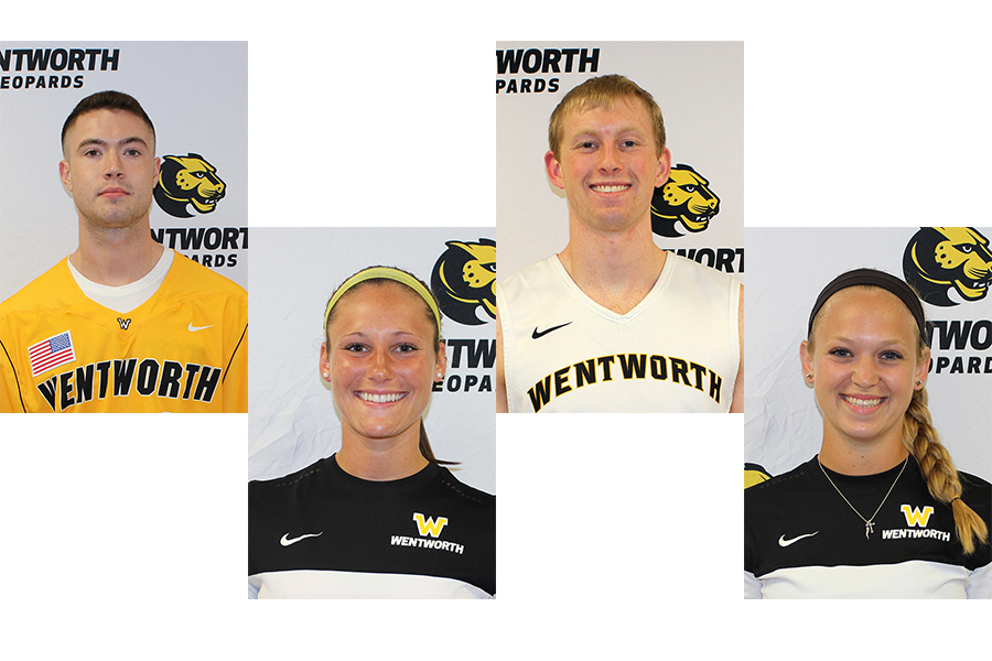 Four Honored With Awards at Senior Athlete Recognition Luncheon