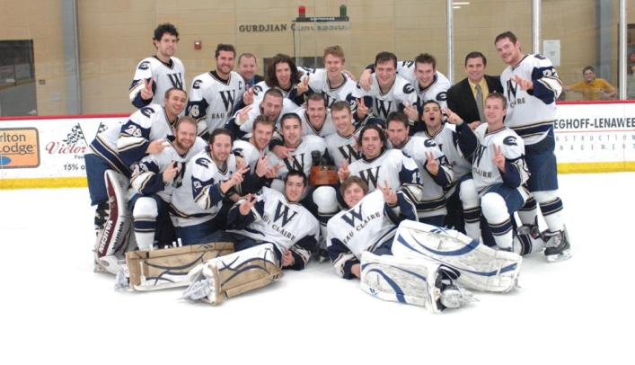 Men's Hockey Wins Championship