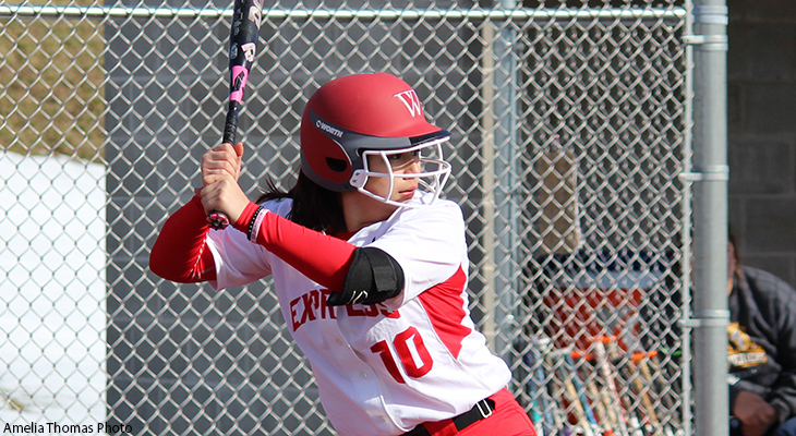 Kubo Homers Three Times In Two Softball Wins