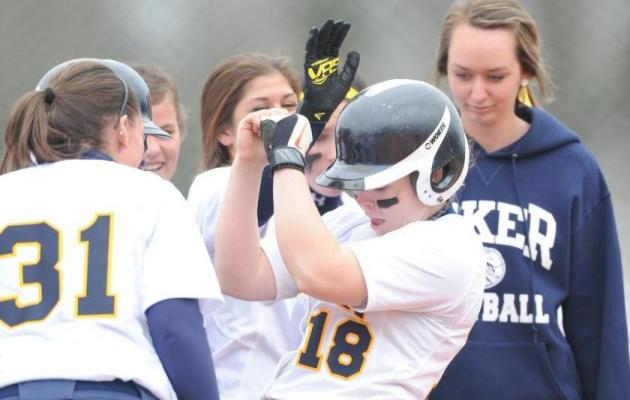 Coker Softball Takes Two From BAC