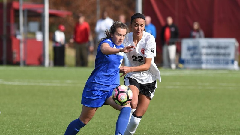 Women's Soccer Invites Saint Francis for Rematch Friday Night