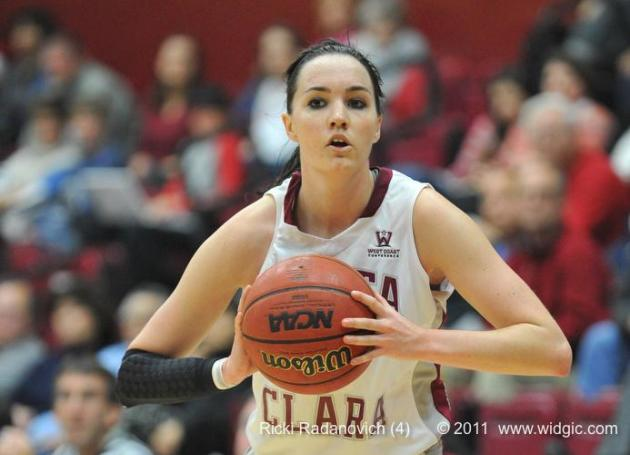 Santa Clara Women's Basketball Takes Down Pepperdine in a Game Controlled by Defense
