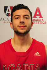 Nick De Palma, Basketball