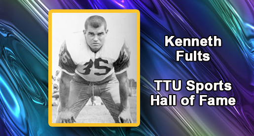Kenneth Fults to be inducted into TTU Sports Hall of Fame Nov. 2