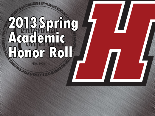 Fords put 80 spring athletes on Centennial's honor roll