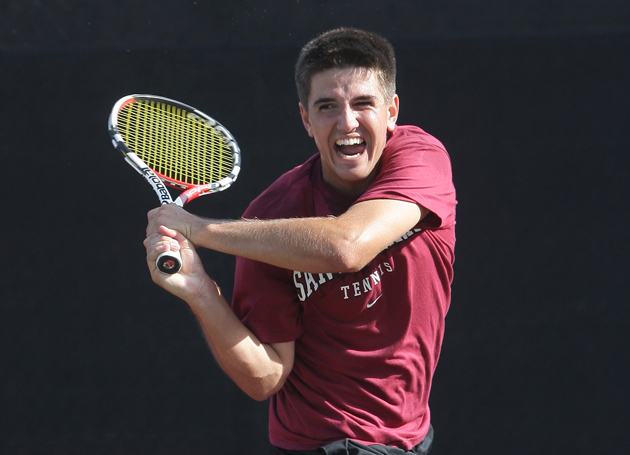 Men's Tennis To Play In Gael Classic
