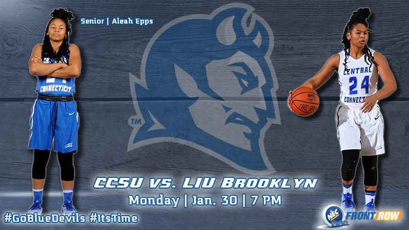 Women's Basketball Meets LIU Brooklyn Monday Night