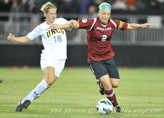 Julie Johnston Added to M.A.C. Hermann Trophy Award Watch List for Second Consecutive Year