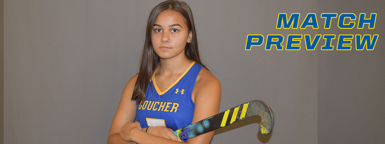 Goucher Field Hockey Hits The Road For Two-Game Road Trip With Widener First Stop On Tuesday