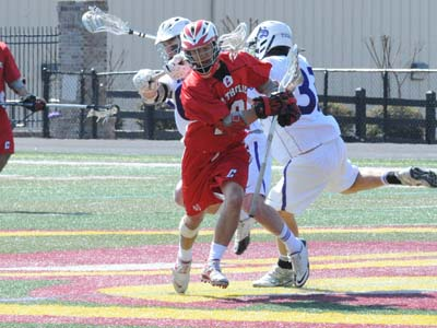 Strong offensive performance carries CUA to third straight win
