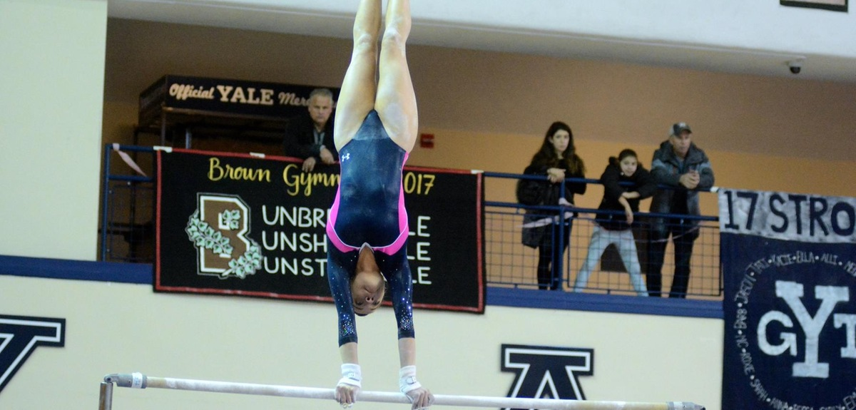 Six Yale Gymnasts Compete in Event Finals at USA Gymnastics Nationals