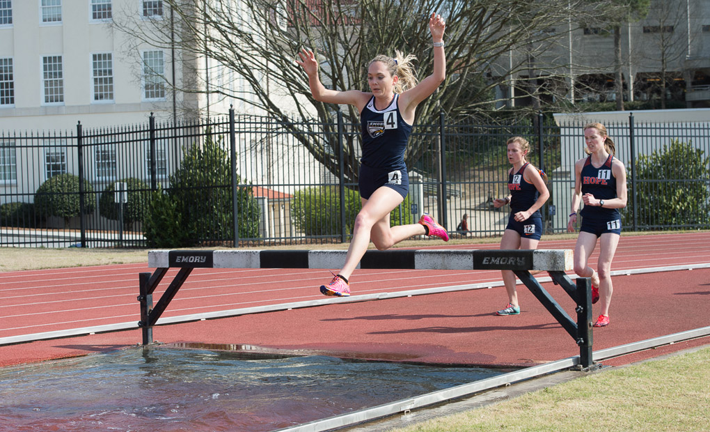 Emory Women's Track & Field Claim 13 Event Wins at Mountain Laurel Invitational