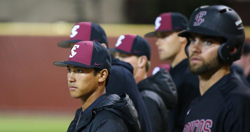 Baseball Faces Cal In Midweek Tilt
