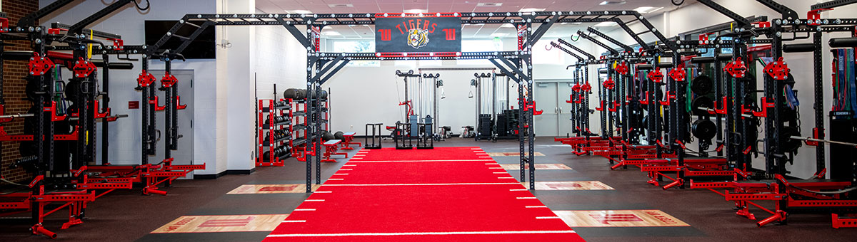 The Bates Strength Center