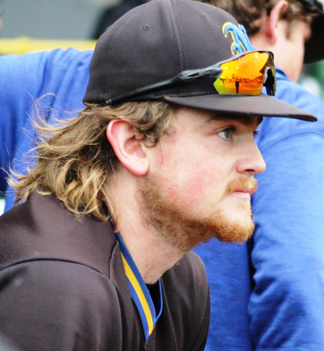 NIACC's Fox Leum earned all-North Plains district honors during his sophomore season.