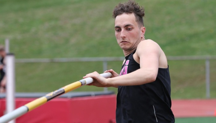 Men's Outdoor Track & Field secures 2nd at Muskingum Invitational