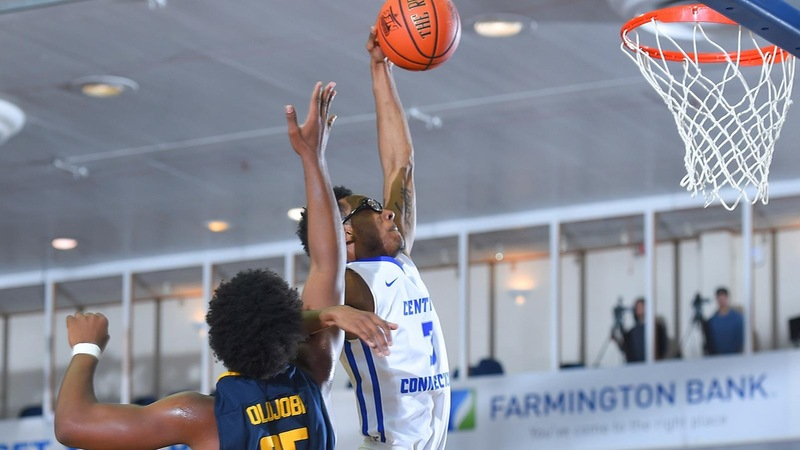 Men's Basketball Puts Clamps on North Carolina A&T in 72-59 Win