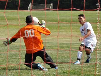 Game Recap: Men's Soccer Tops Phantoms 2-1