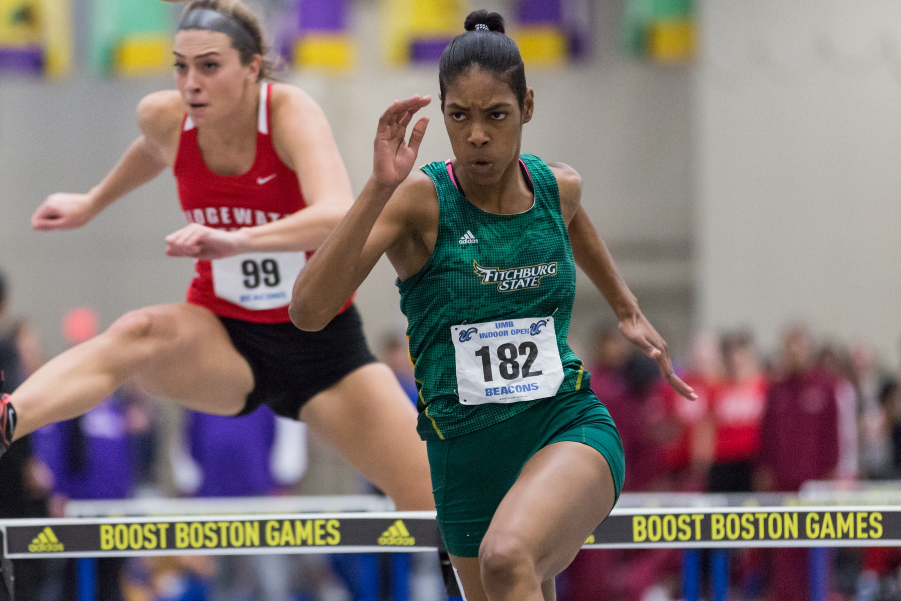 Fitchburg State Excels At Tufts Stampede