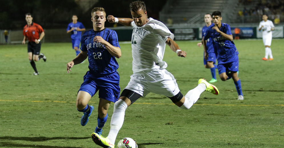 Cal Poly Leads Early at No. 5 Wake Forest, but Drops 2-1 Decision