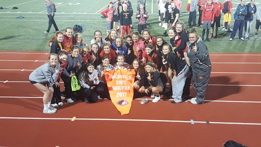 Girls are District Champs- Qualify 15 Events for State