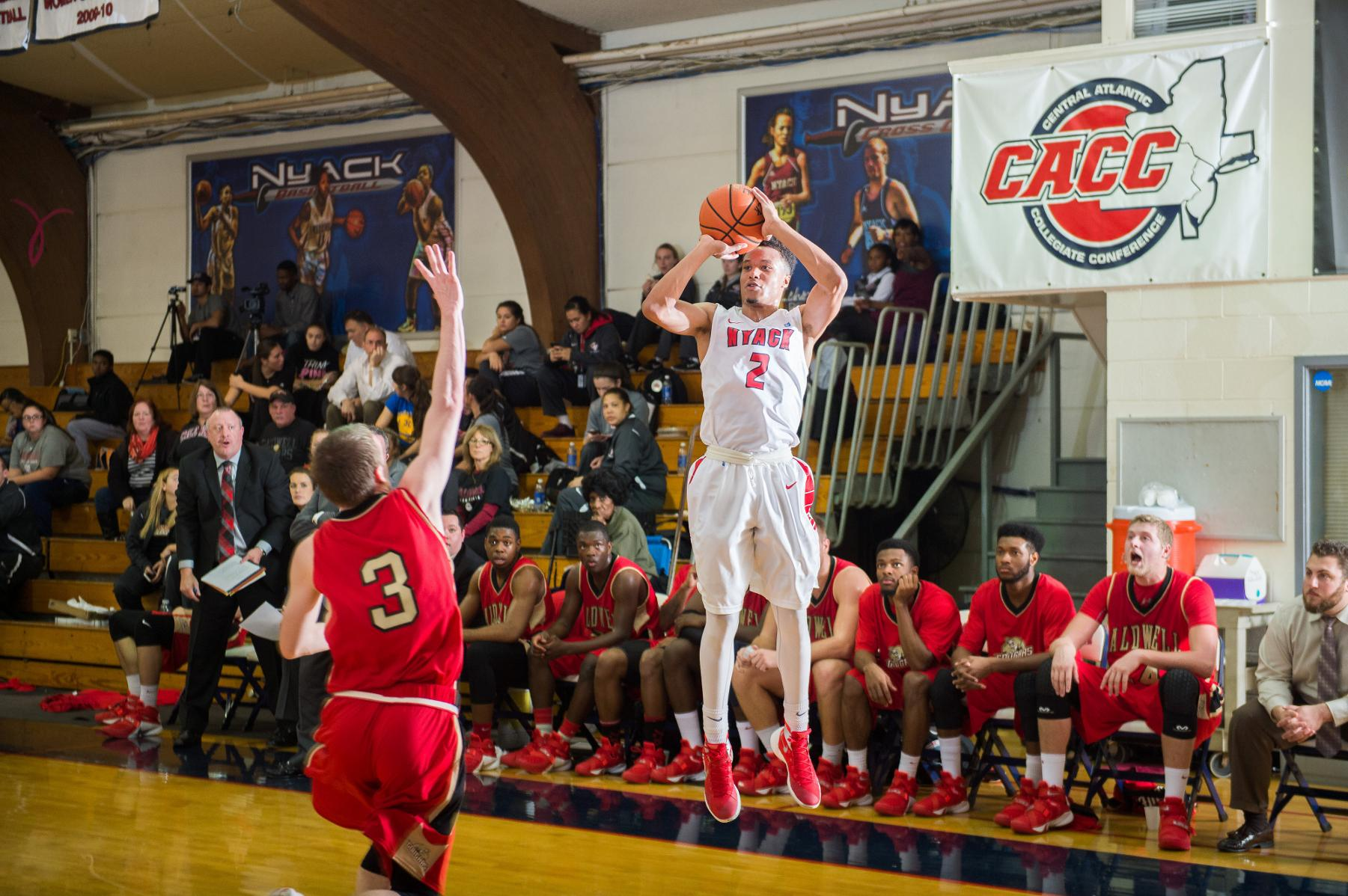 Men's Basketball Suffers Heartbreaking Loss at Home against Concordia, 89-85