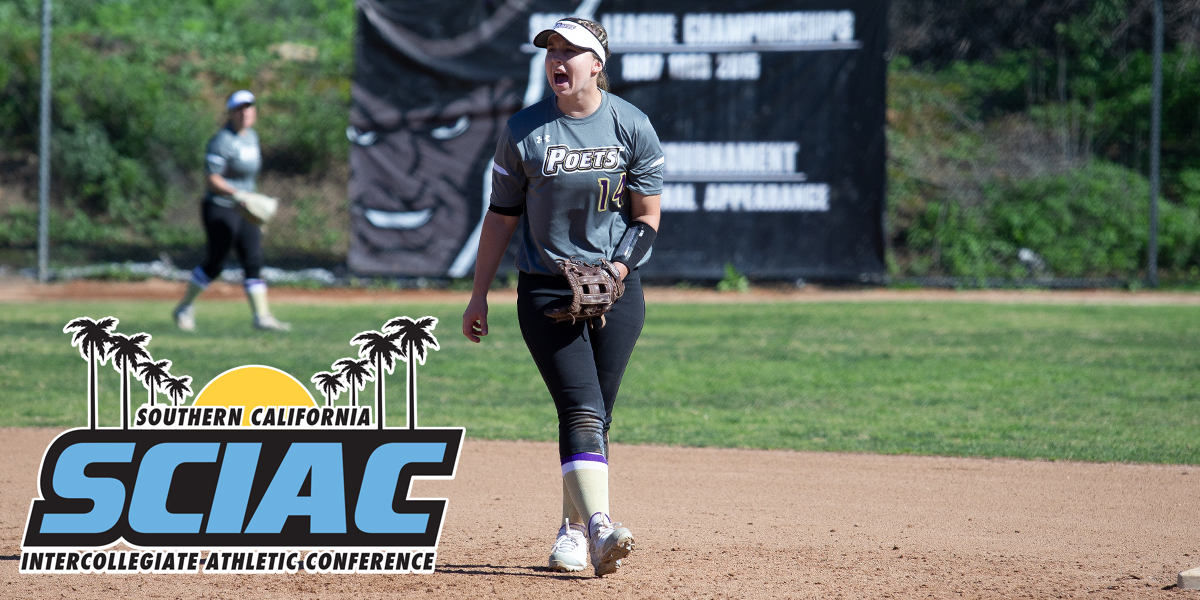 Hayley Wishner named SCIAC Hitter of the Week