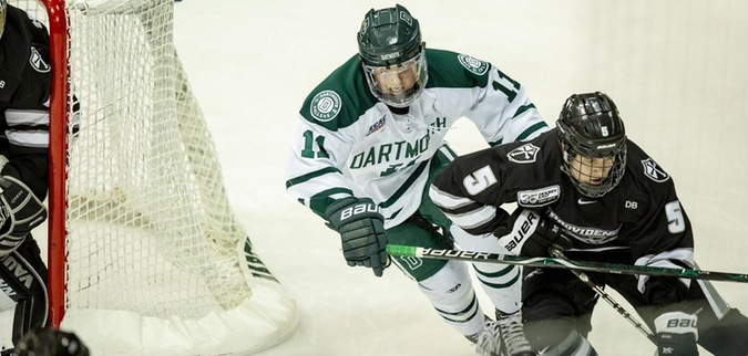 Dartmouth Falls to No. 10 Providence in Ledyard Classic Final