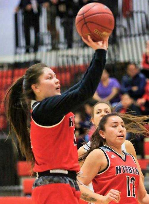 Hibbing's Bethany Baldwin and her Cardinal teammates will host the Region XIIIB Tournament March 1-2.