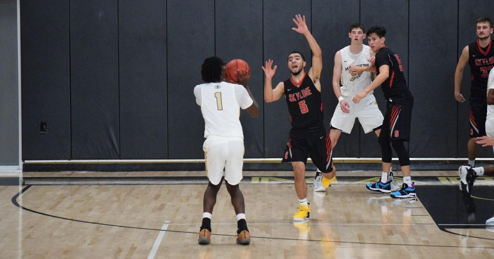 College of Marin Drops Game To Second Ranked Fullerton 86-67