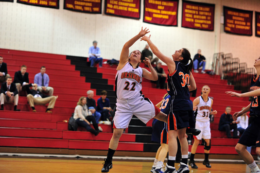 DeSales downs Women's Basketball, 60-40