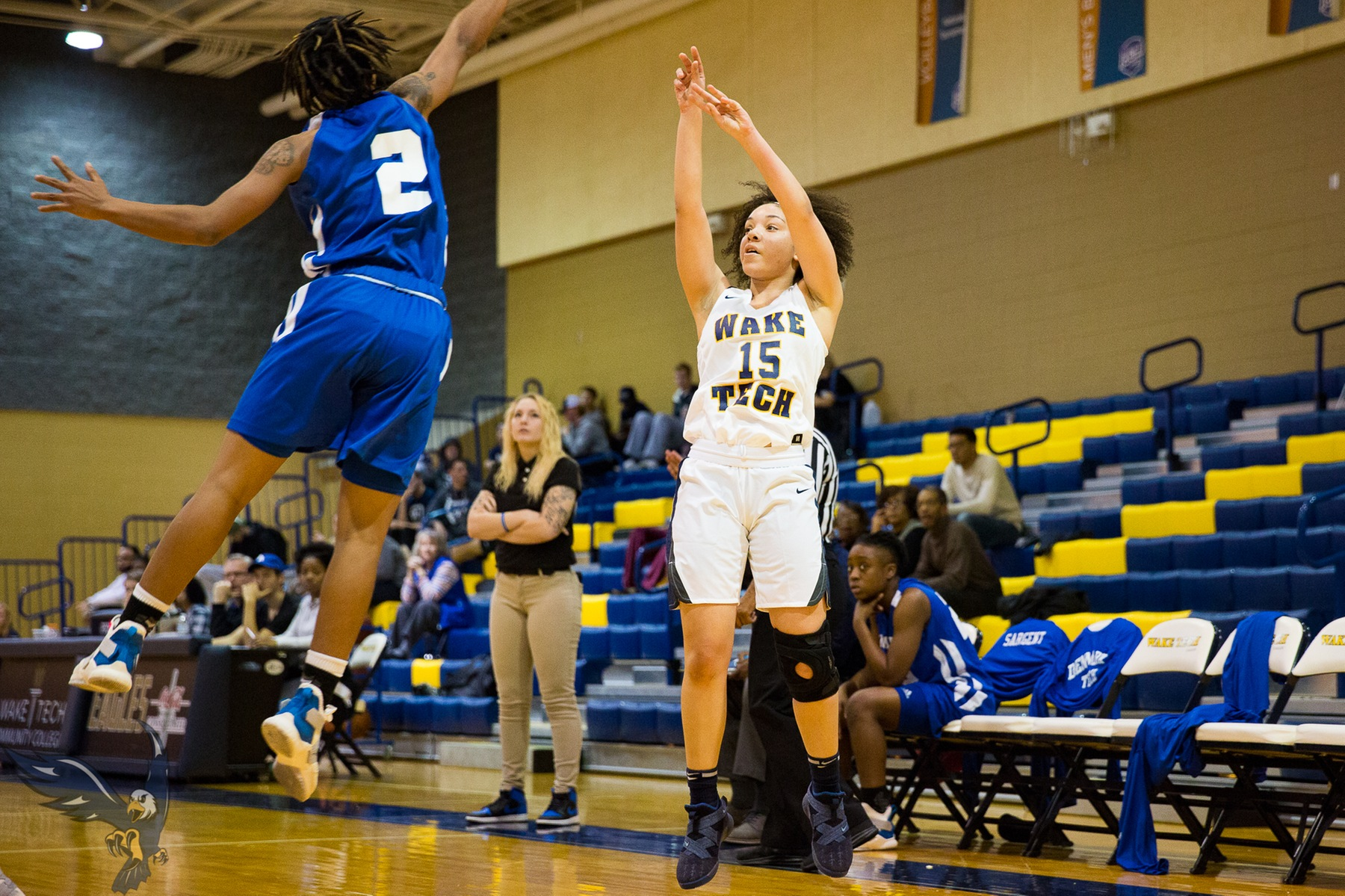 WBB: Eagles Drop Two on the Road