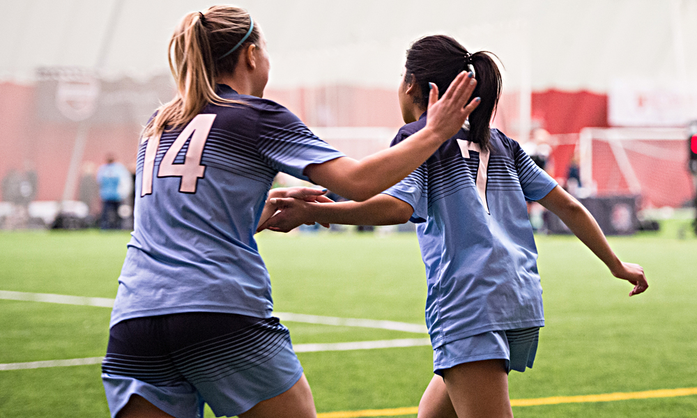 Women's soccer punches ticket to OCAA semi final