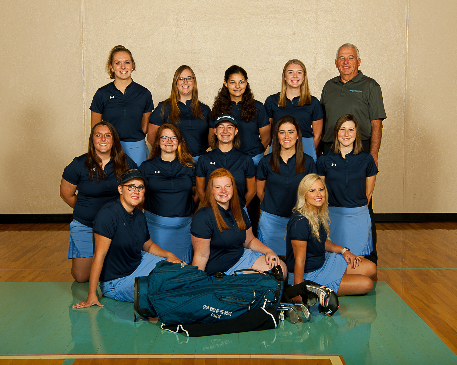 Women's Golf Edged By OCU