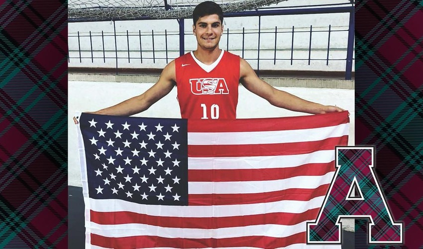 Ryan Stevens Travels to Brazil as Part of USA Sports Tours & Events