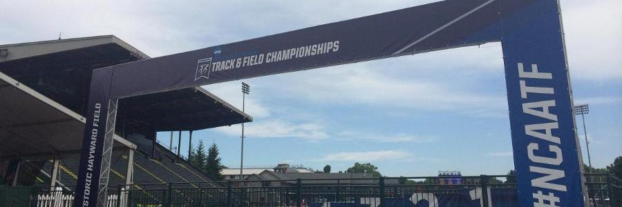 Track Opens Day One at NCAA's; Full Athlete Resumes