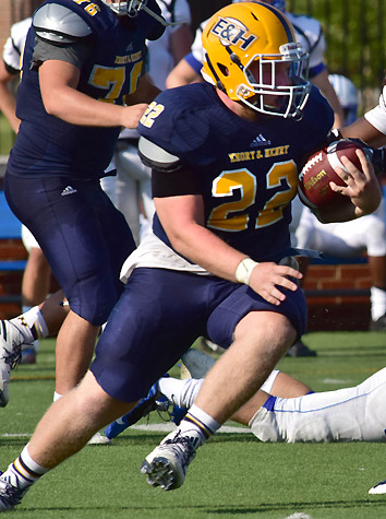 Emory & Henry Football Tops Brevard, 28-14, In Home Opener Saturday Afternoon