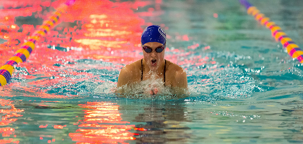 Reny Meets A Qualifying Time as Swimming Falls to Norwich