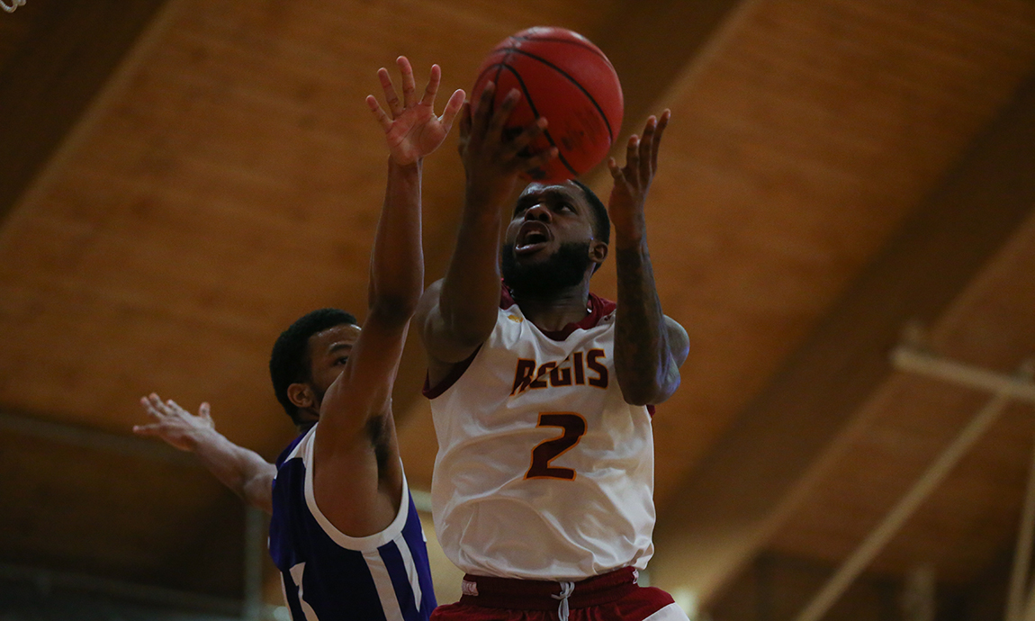 Pride Men's Hoop Unable to Rally Against Suffolk