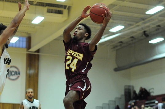 #24 Marlon Richardson vs Hudson Valley