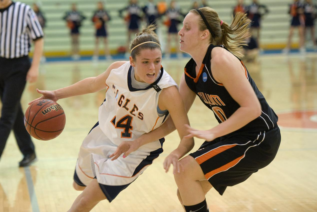 Second-half struggles costly for Lady Eagles in 71-55 loss to Tusculum