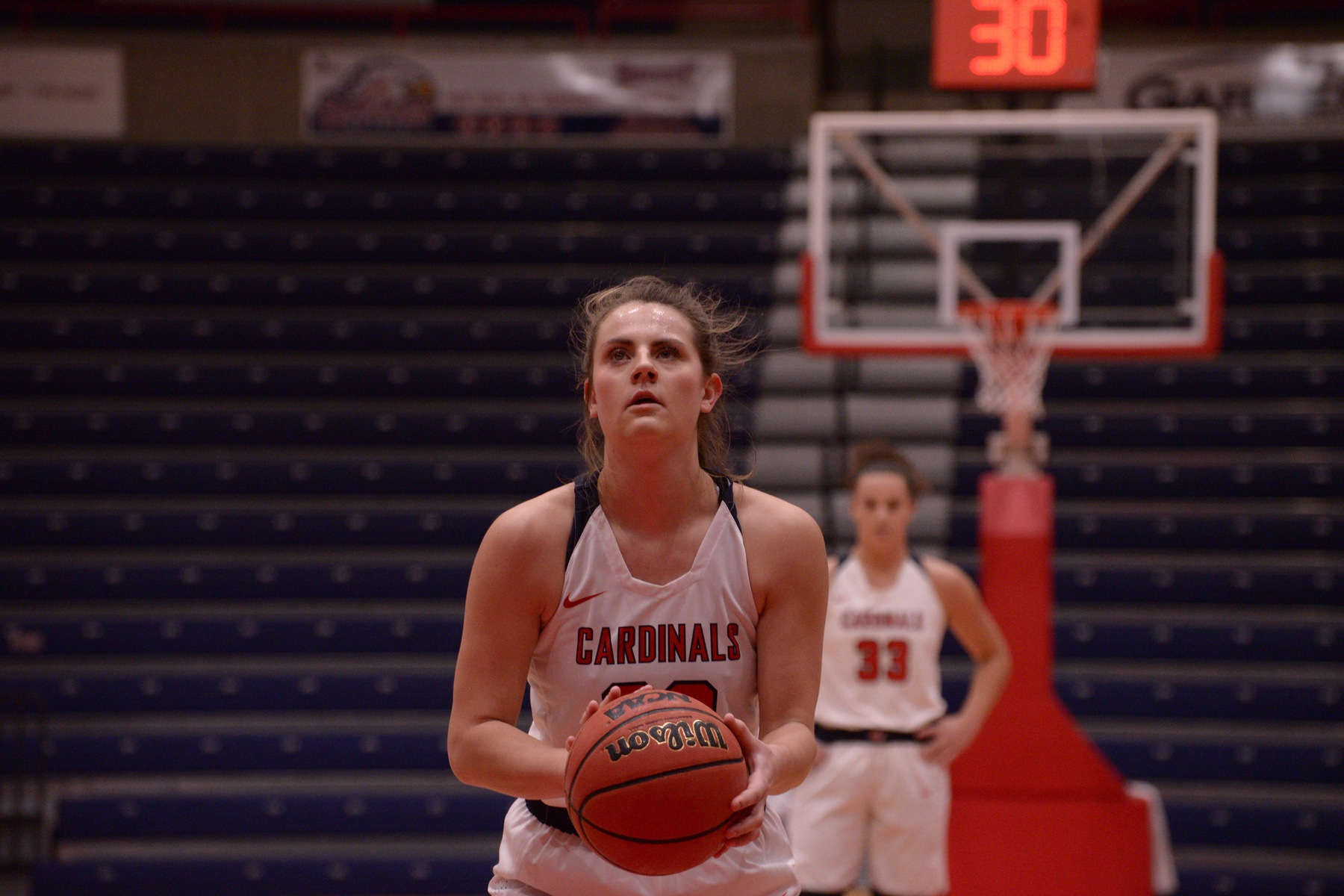 SVSU posts 48-45 victory at Purdue Northwest