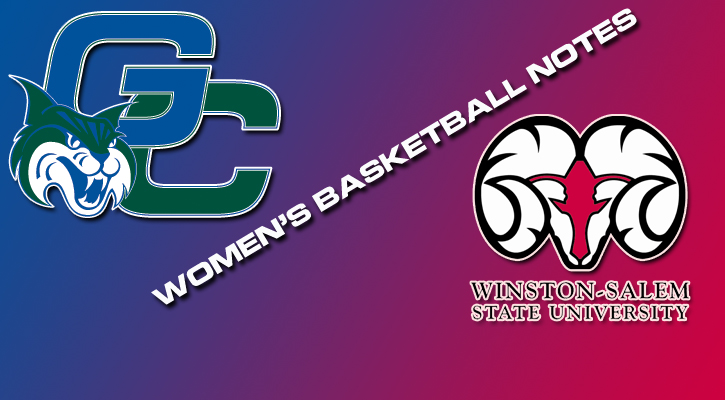 Women's Basketball Notes vs. Winston-Salem