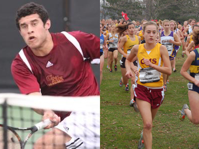 Erani and Tavé Named SCIAC Athletes Of The Week