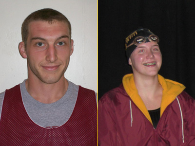 Blees And Rinker Named SCIAC Athletes Of The Week